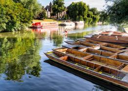 Cambridge Punting Punts