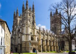 Canterbury Cathedral Exterior