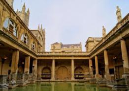 Bath Roman Bath